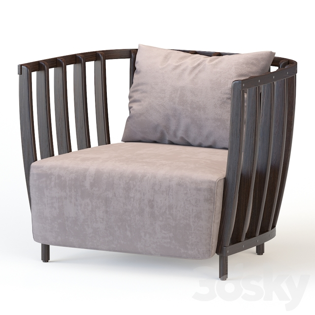 Ethimo SWING Garden armchair
