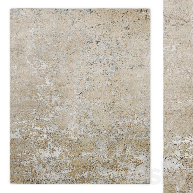 Pilar Hand-Knotted Rug RH