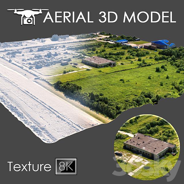 Aerial scan 1
