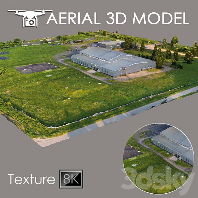 Aerial scan 17