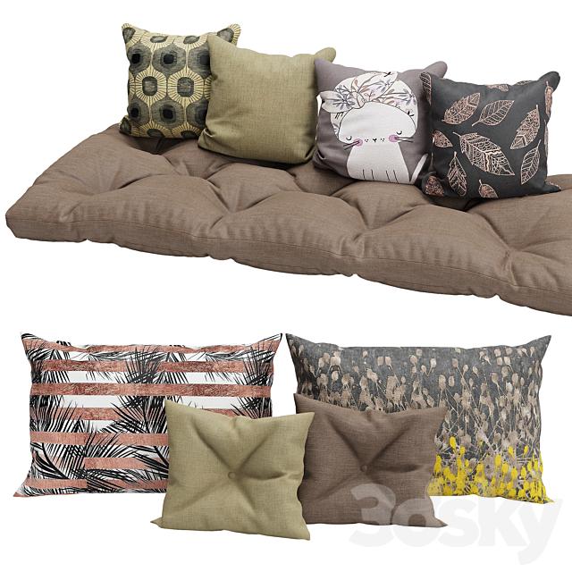 Decorative Pillows set 3