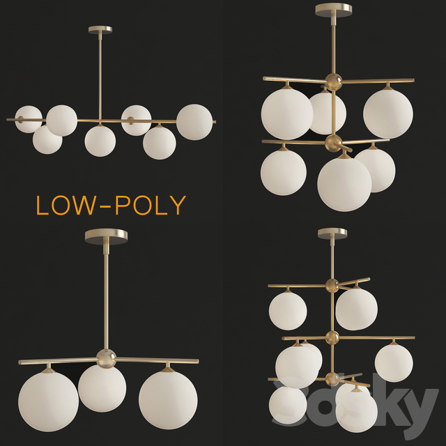 Maytoni Avola Celing Light