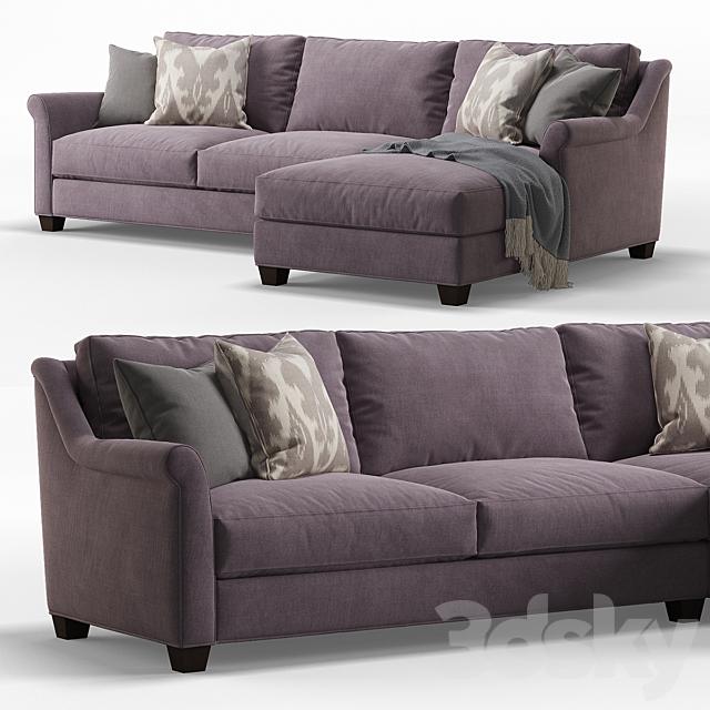 Shearson Sofa by Jonathan Louis