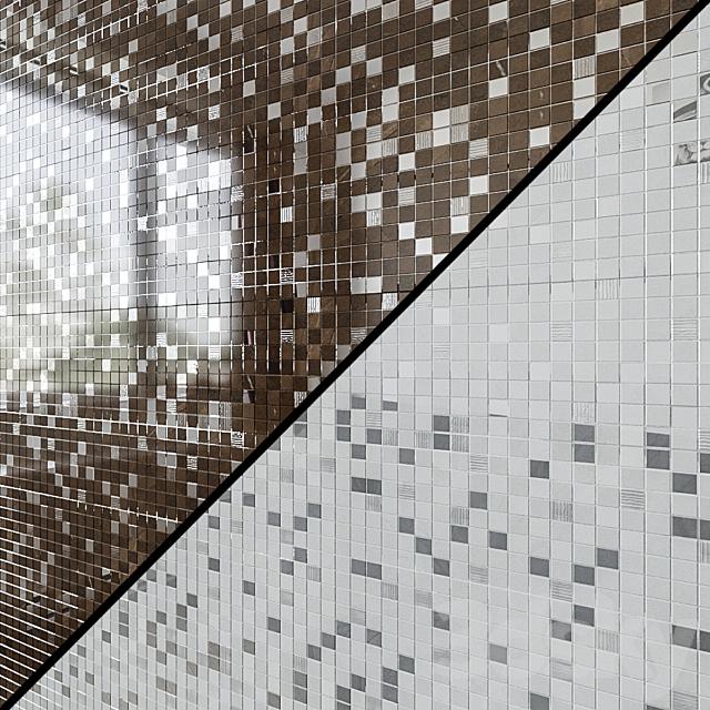 Mosaic ATLAS CONCORDE MARVEL Mosaic