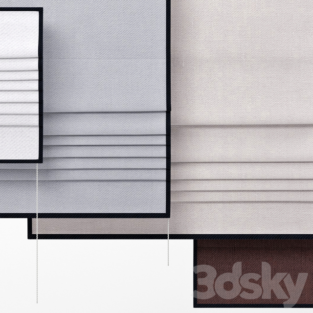 Roman Curtains 01 | Backhausen | Venus