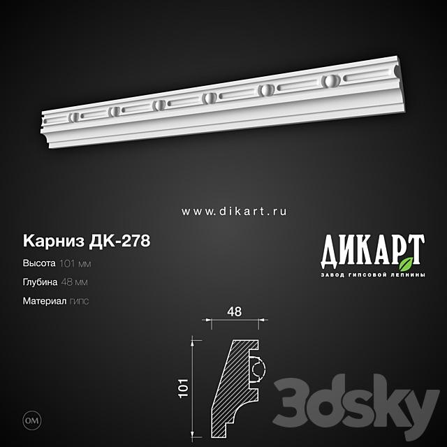 Dk-278 101Hx48mm 9/9/2019
