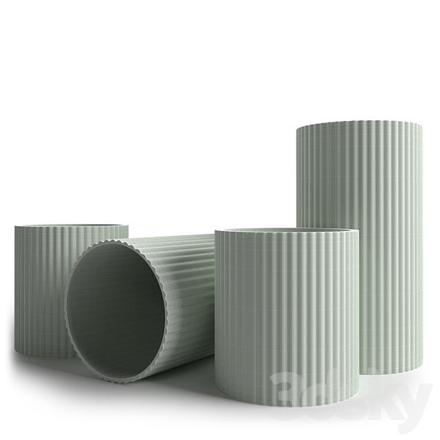 H&M home - Flute vase collection