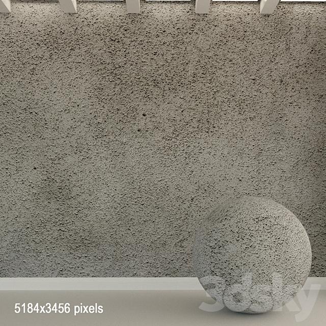 Concrete wall. Old concrete. 120