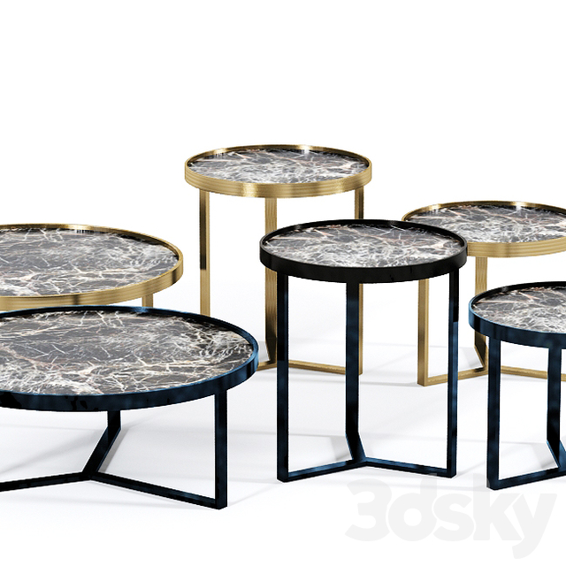 Made Aula Coffee Table Set