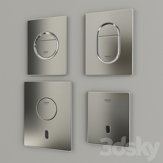 Grohe Flush Buttons