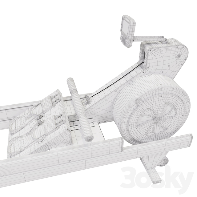 Rowing machine Slider Dynamic 5500