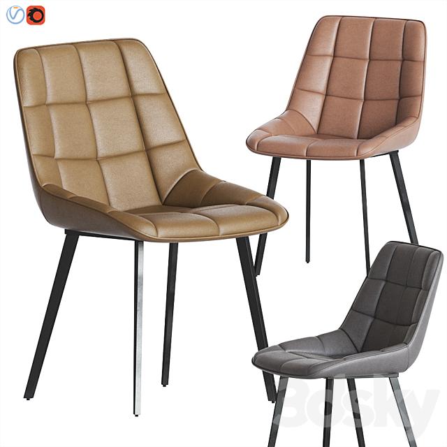 Graphite adah chair