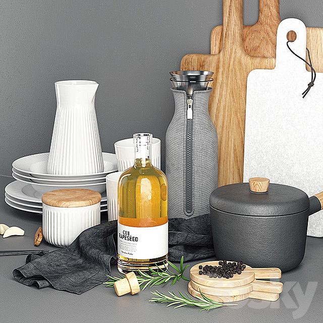 EvaSolo Cooking Set