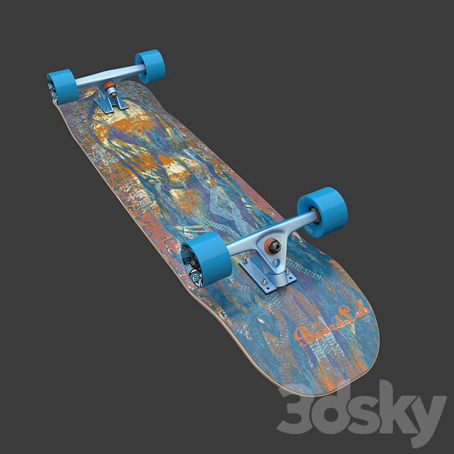 Longboard boardlab