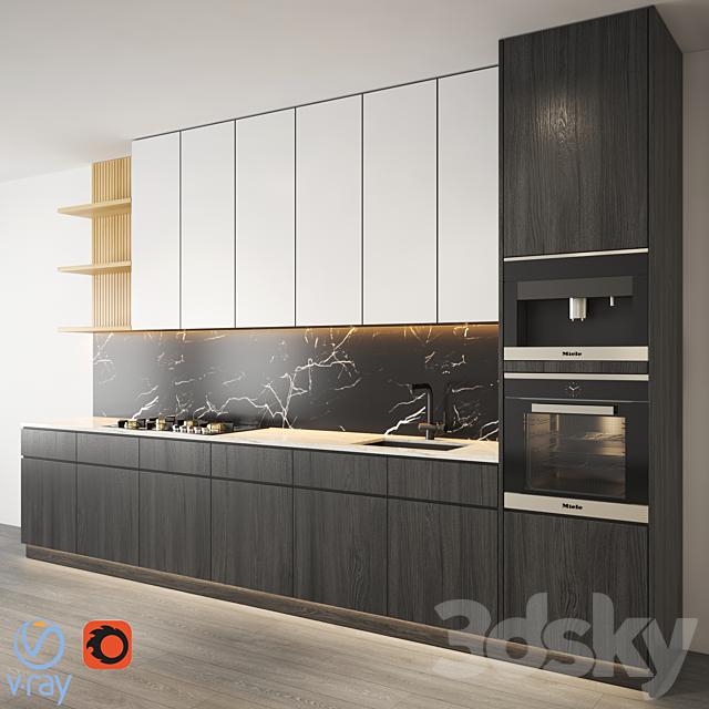 3d Models Kitchen Cabinet 7