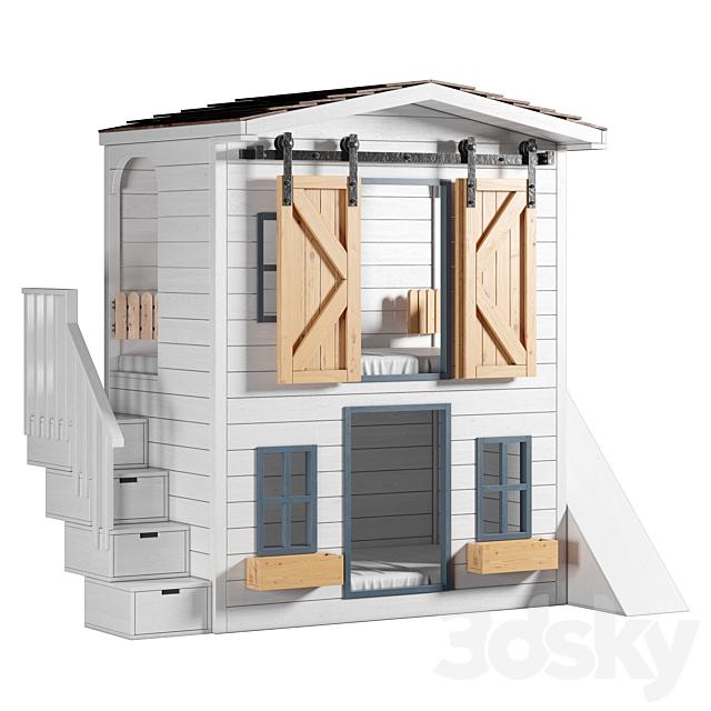 LITTLE HOUSE FOR KIDS