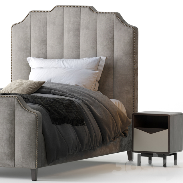 Eden single bed