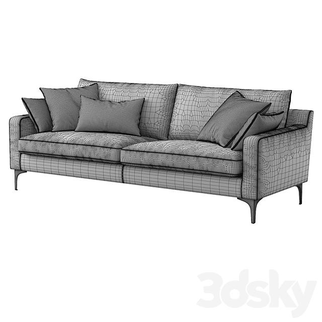 Made / Mendini (3 Seater Sofa)