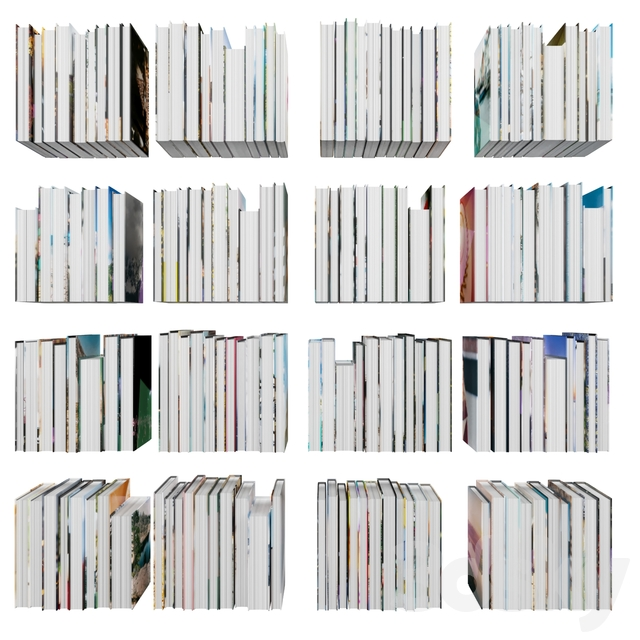 Books (150 pieces) 1-2-17-1