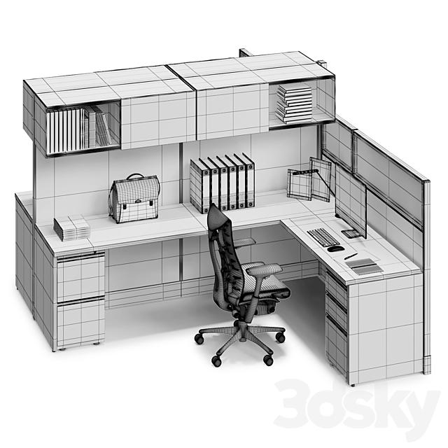Herman Miller Action Office System (v12)