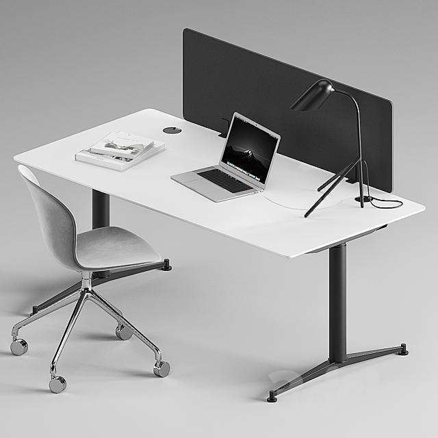 Models Office Furniture Boconcept