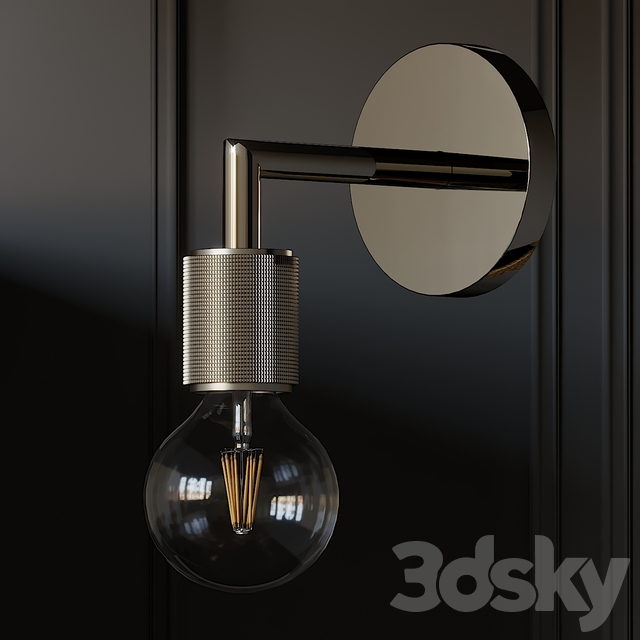 Utilitaire Socket Single Sconce