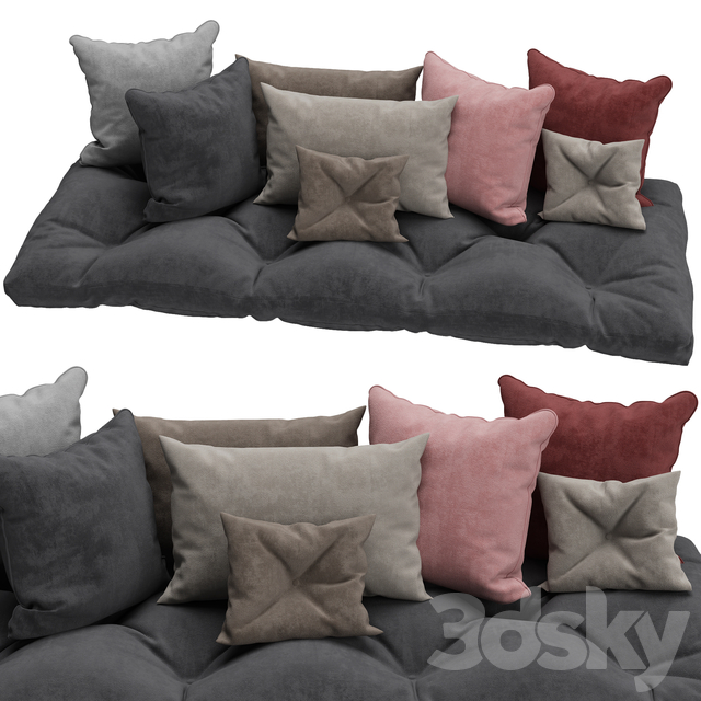 Decorative Pillows set 7