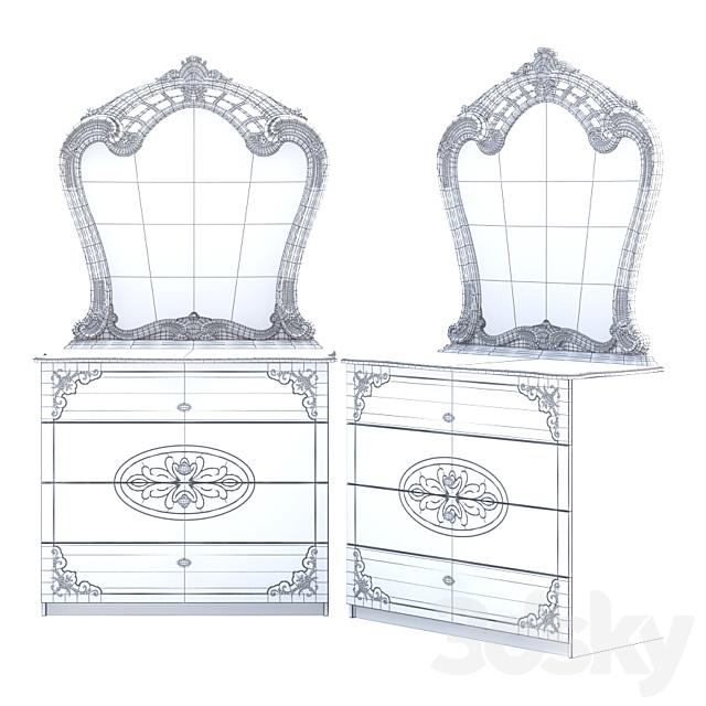Dresser Rosalia KMK 0456.2