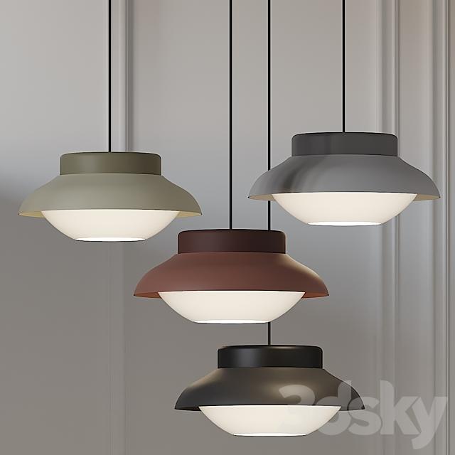 GUBI Pendant lights