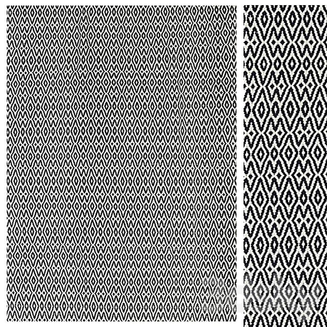 Ellopa modern rug