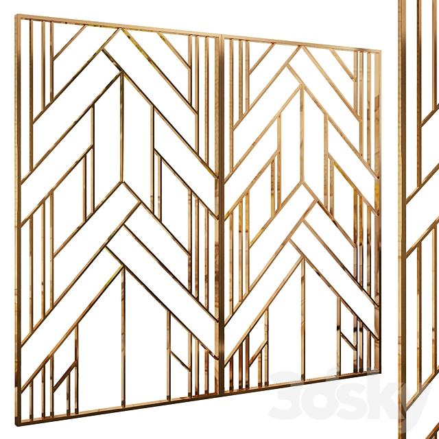 Decorative partition 29