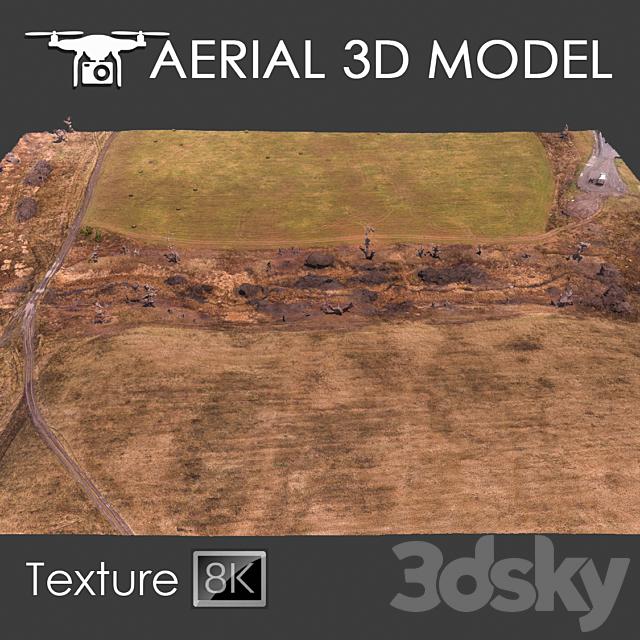 Aerial scan 21