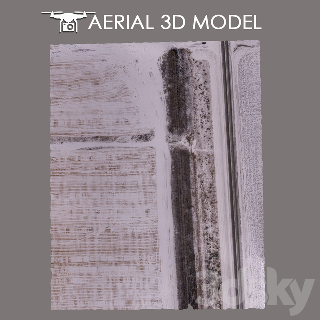 Aerial scan 28