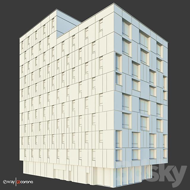 modern residential building volA6