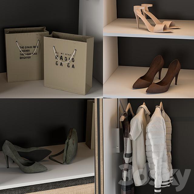 Cloth wardrobe