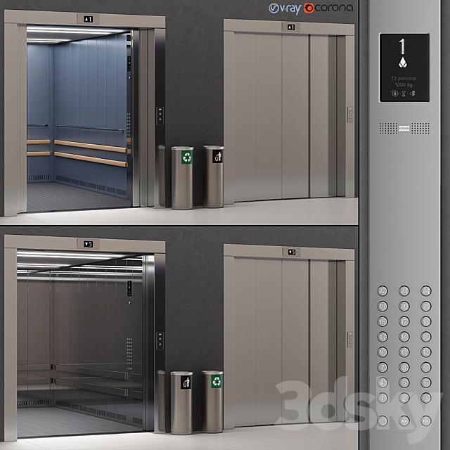 Lift Kone TRANSYS (KDS 300)