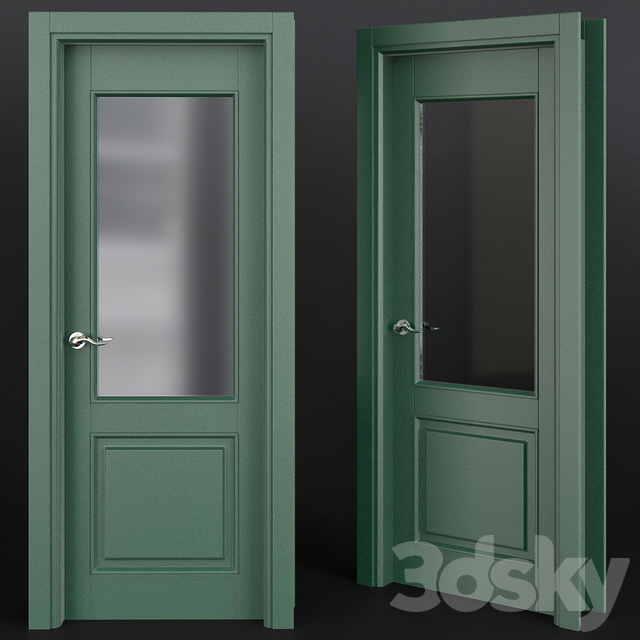 Interior Doors Premium Pro No. 37