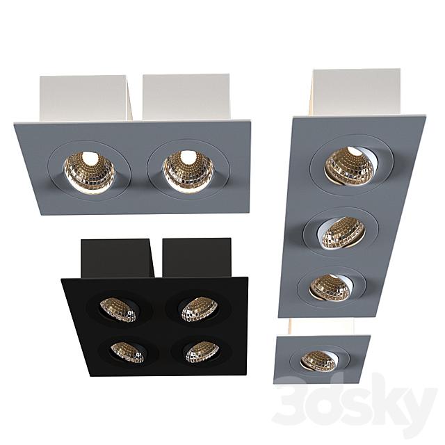 Modular Lighting Instruments K-SET 77 Spotlight