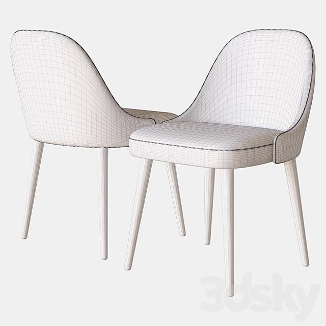 Chair Mid-Century West Elm