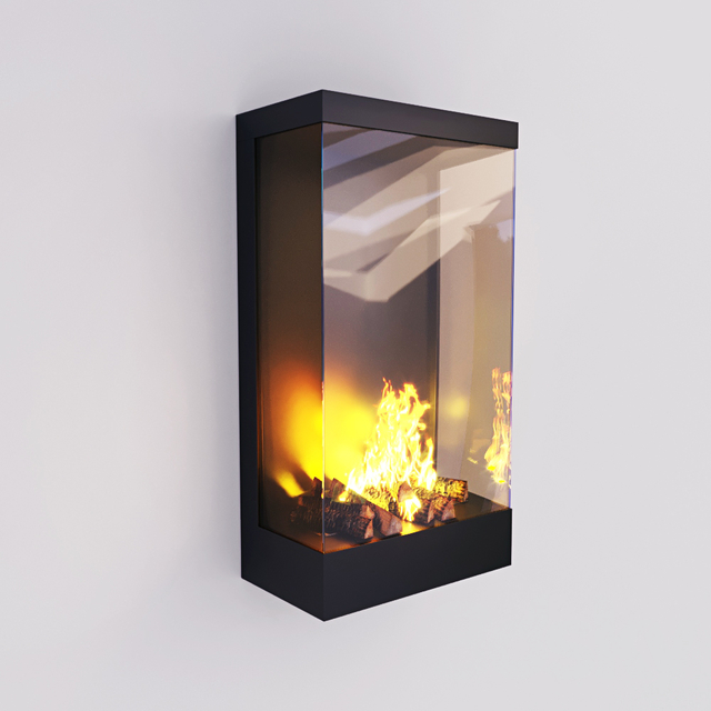Kronco bio fireplace