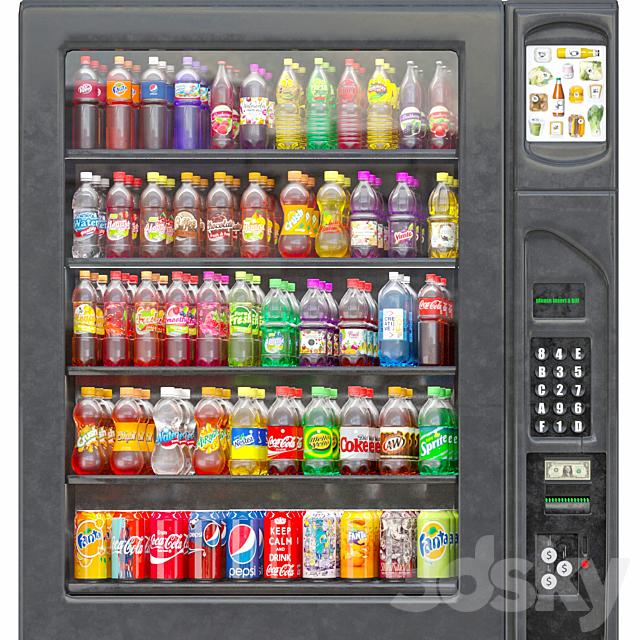 Vending machine-81