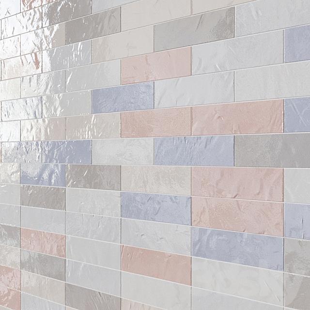 Ceramic wall tile EQUIPE LA RIVIERA Melange