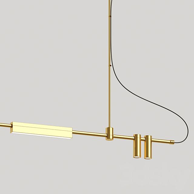 Track light Liberty line, Liberty spot by Forstlight