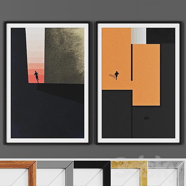 Picture frame set 00019-19