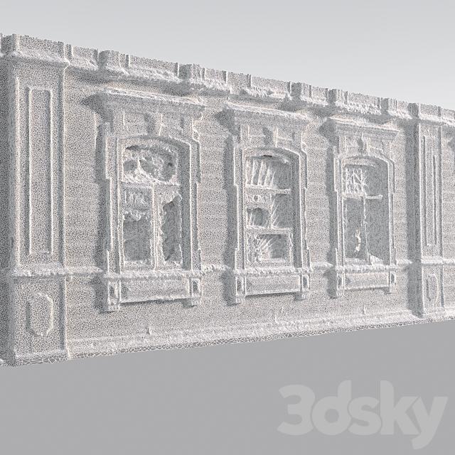 Wooden facade 43
