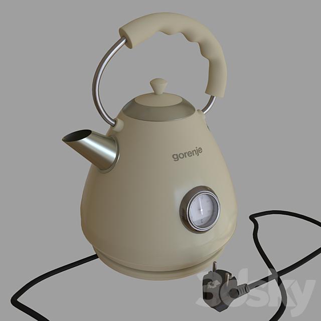 Electric kettle gorenje K17CLI
