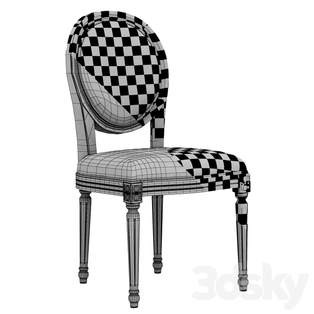 Loft Concept Chair French chairs Provence