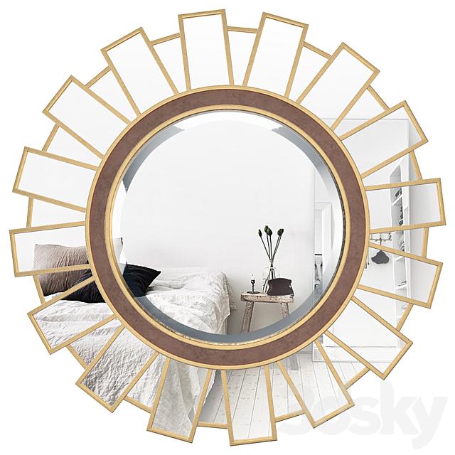 Meyerson Sun-Ray Accent Mirror SBNQ1097