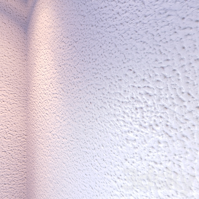 Decorative Stucco 127 - 8K Material