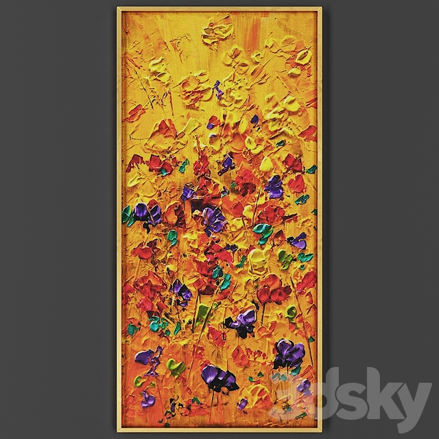 Picture frame 00028-7